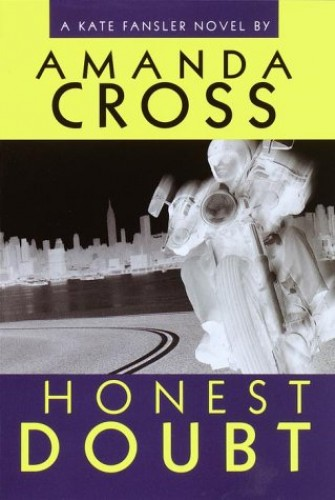 Honest Doubt By Amanda Cross