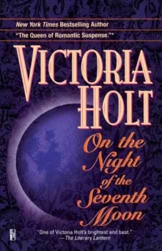 On the Night of the Seventh Mo By Victoria Holt