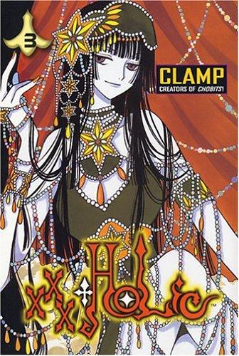 Xxxholic By CLAMP