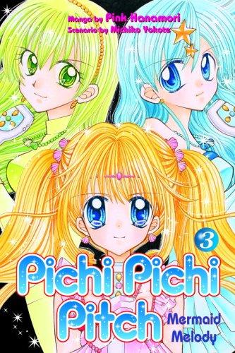Pichi Pichi Pitch By Michiko Yokote