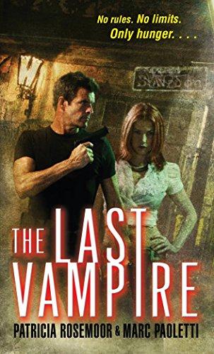 The Last Vampire By Patricia Rosemoor