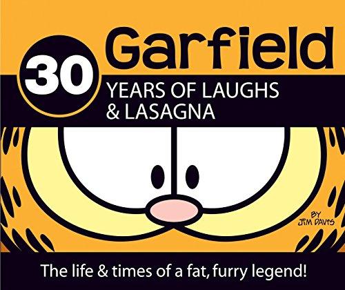 30 Years Of Laughs & Lasagna By Jim Davis