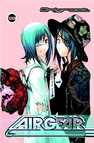 Air Gear, Volume 13 By Ohgreat