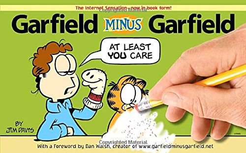 Garfield Minus Garfield By Jim Davis