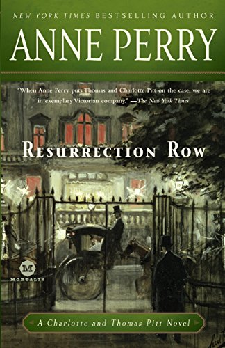 Resurrection Row By Anne Perry (Head of St Giles Junior School in Warwickshire UK)