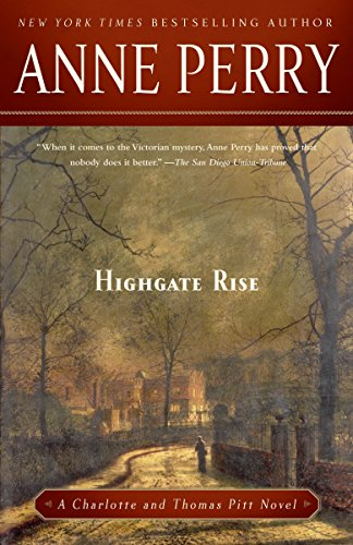Highgate Rise By Anne Perry (Head of St Giles Junior School in Warwickshire UK)