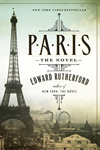Paris-The-Novel-by-Rutherfurd-Edward-0345530764-The-Cheap-Fast-Free-Post
