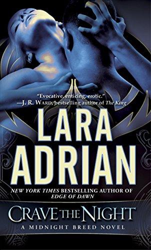 Crave the Night By Lara Adrian
