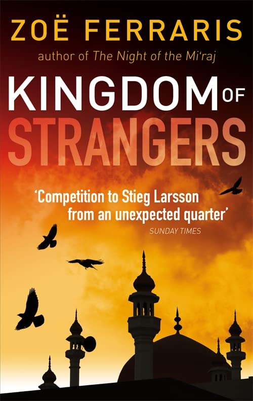 Kingdom Of Strangers By Zoe Ferraris