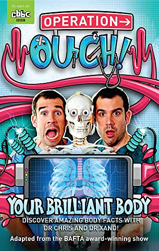 Operation Ouch: Your Brilliant Body By Dr Chris van Tulleken