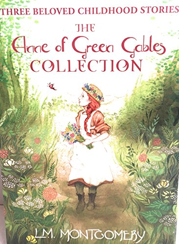 Anne of Green Gables Collection - 3 Books