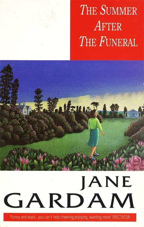 Summer After The Funeral By Jane Gardam