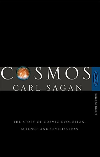 Cosmos: The Story of Cosmic Evolution, Science and Civilisation By Carl Sagan