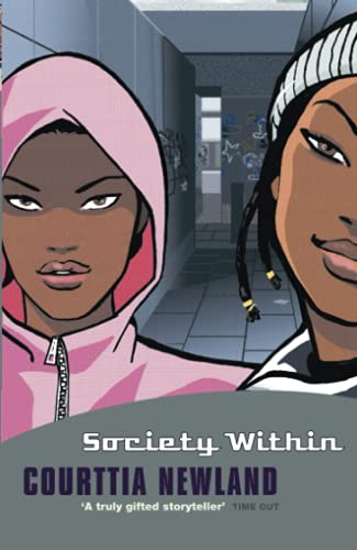 Society Within By Courttia Newland