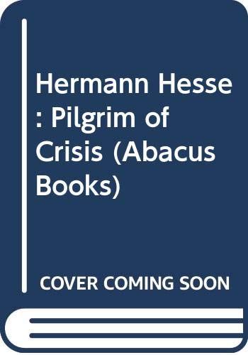 Hermann Hesse By Ralph Freedman