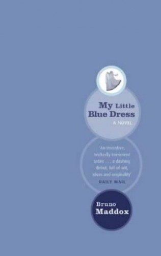 My Little Blue Dress By Bruno Maddox