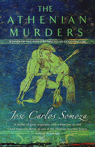 The Athenian Murders By Jose Carlos Somoza