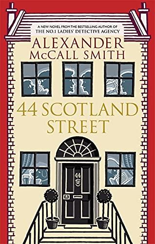 44 Scotland Street By Alexander McCall Smith