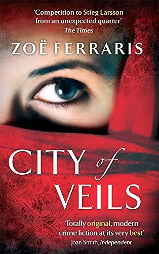 City of Veils by Zoe Ferraris