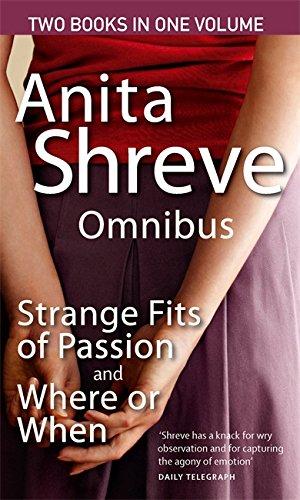 Strange Fits of Passion By Anita Shreve