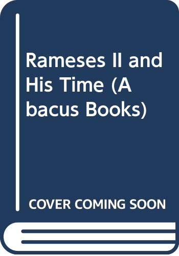 Rameses II and His Time By Immanuel Velikovsky