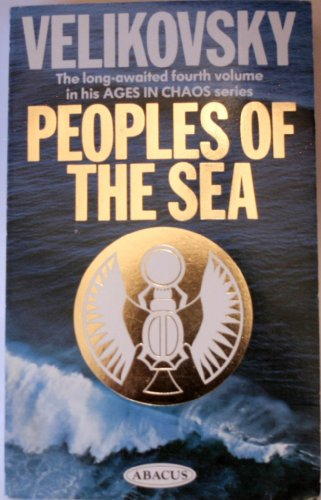 Peoples of the Sea By Immanuel Velikovsky