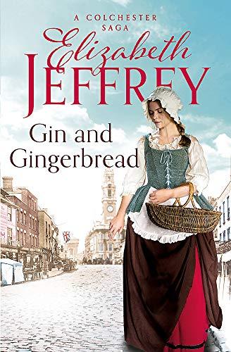 Gin and Gingerbread By Elizabeth Jeffrey