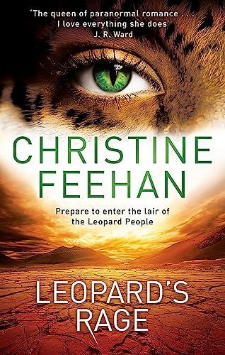 Leopard's Rage By Christine Feehan