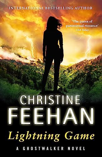 Lightning Game By Christine Feehan