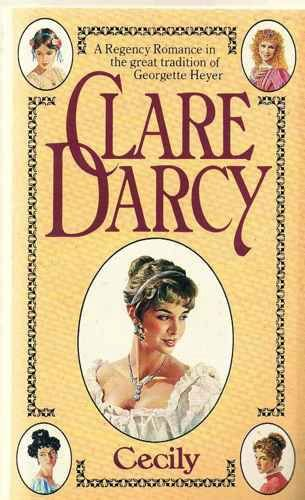 Cecily By Clare Darcy