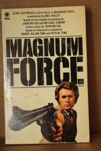 Magnum Force by Valley, Mel Paperback Book The Cheap Fast Free Post
