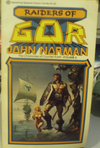 Raiders of Gor By John Norman