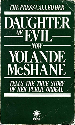 Daughter of Evil By Yolande McShane