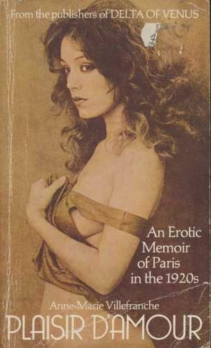 Plaisir d'Amour By Anne-Marie Villefranche