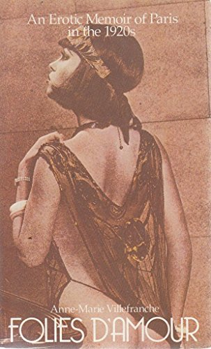 Folies d'Amour By Anne-Marie Villefranche