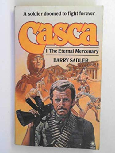 Casca-Eternal Mercy By Barry Sadler