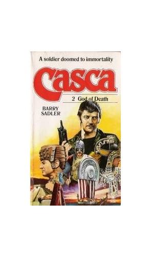 Casca-God of Death By Barry Sadler