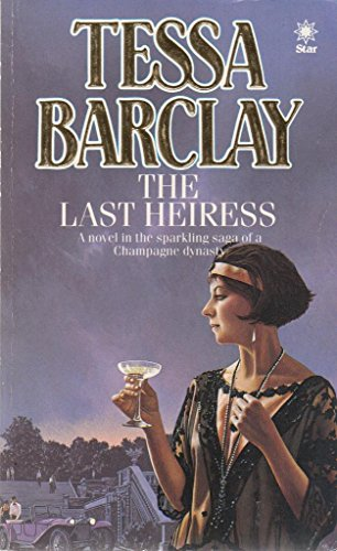 The Last Heiress By Tessa Barclay