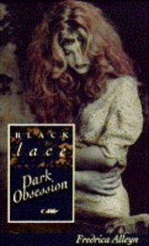Dark Obsession (Black Lace) By Fredrica Alleyn