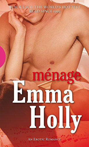 Menage (Black Lace) By Emma Holly