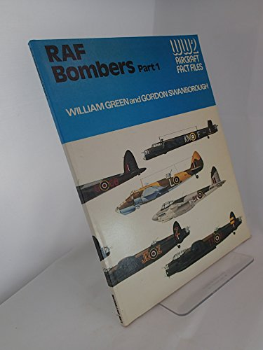 Royal Air Force Bombers By William Green
