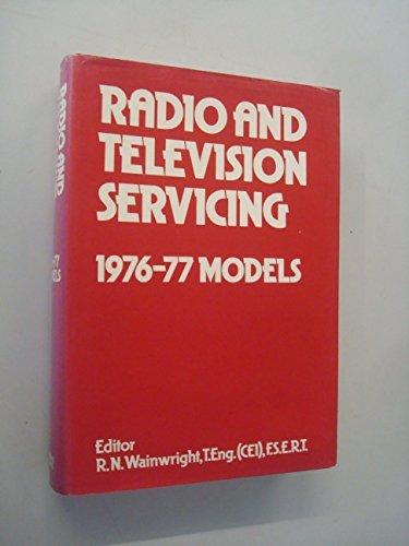Radio and Television Servicing