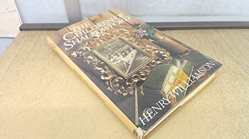 Children of Shallowford By Henry Williamson