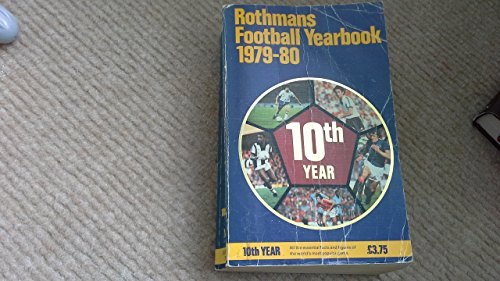 Rothman's Football Year Book By Volume editor Jack Rollin