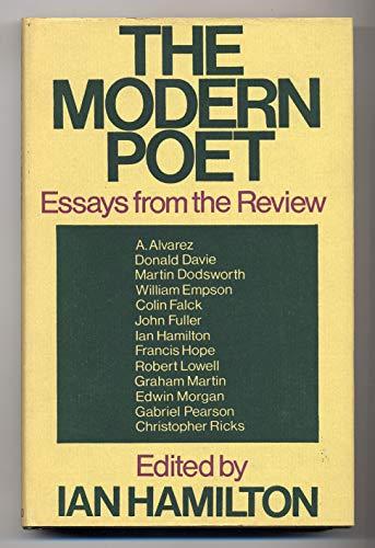 Poems Since 1900 By Ian Hamilton