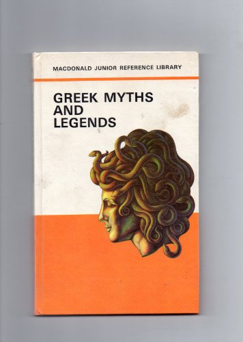 Greek Myths and Legends (Junior Reference Library)