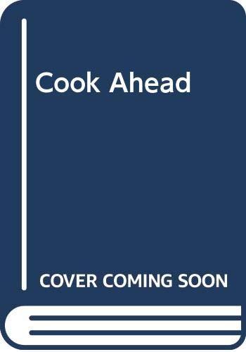 Cook Ahead By Stella Atterbury