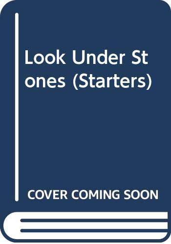 Look Under Stones (Starters) By Albert James