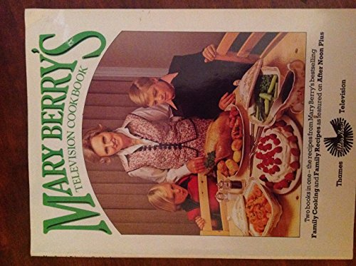 Television Cook Book By Mary Berry