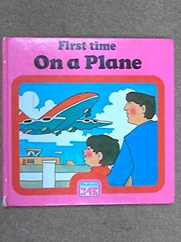 On an Aeroplane (First time) By Terry Burton